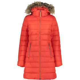 Icepeak Ep Addison Parka Donna, coral/red